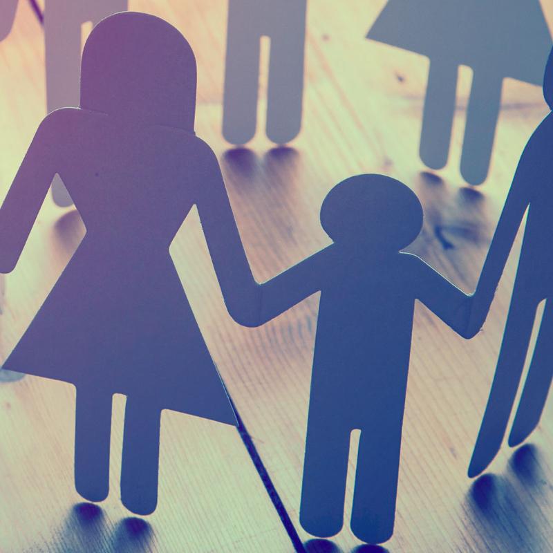 Zaterdag 10 april van 10.00 uur - 17.00 uur Themadag Samengestelde gezinnen - deelnemer